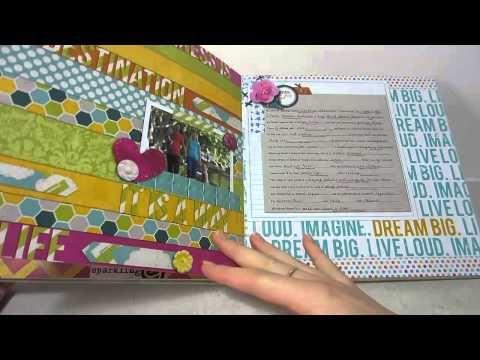 Adorama layflat photobook review http://www.digitalscrapbookinghq.com/photobook-review-adorama-pix/