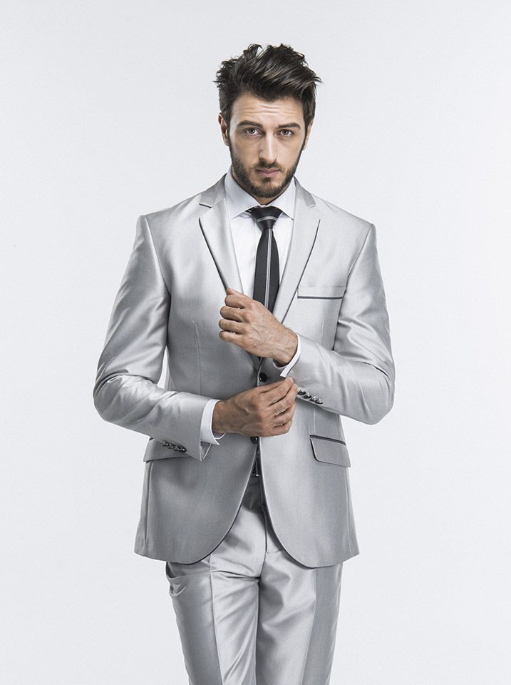costumes bill par camilliano venezia shiny suit. Black Bedroom Furniture Sets. Home Design Ideas