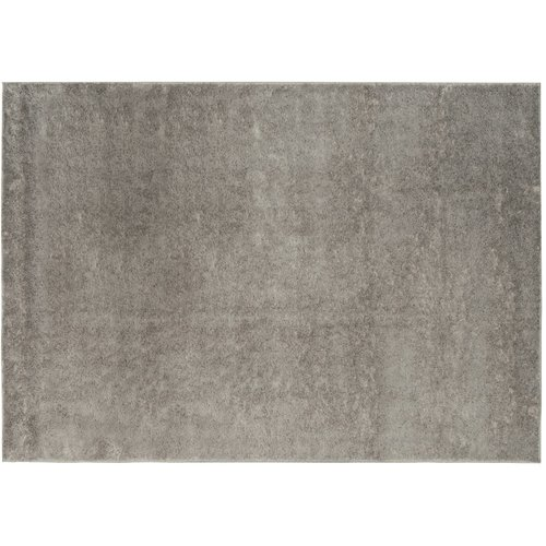 Salernes Hand Woven Silver Area Rug Castleton Home Rug Size Rectangle 100 X 150cm Blue Grey Rug Silver Area Rug Light Grey Rug
