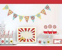 circus theme dresses 1st birthday - Google Search