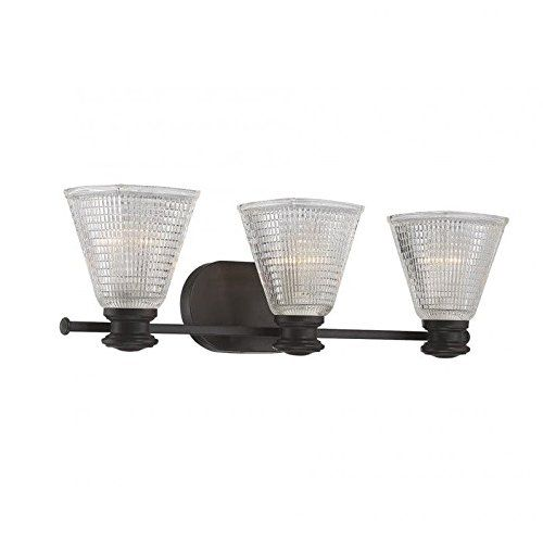 Best Bathroom Light Fixtures Savoy House Three Light Bath Bar - Savoy bathroom light fixtures