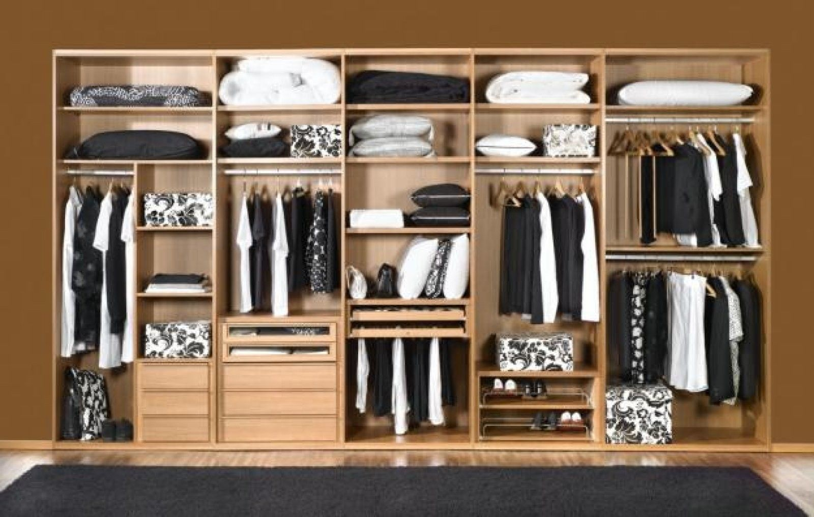 Accesorios ropa abrigos complementos zapatos los - Ikea accesorios para armarios ...