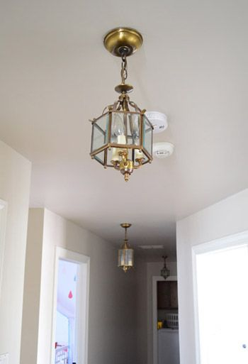 Three Oversized Lantern Lights For The Hallway Mit Bildern Lichter Laternen Beleuchtung Laterne
