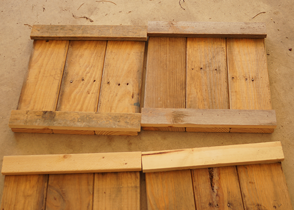Pallet Wood Project Idea