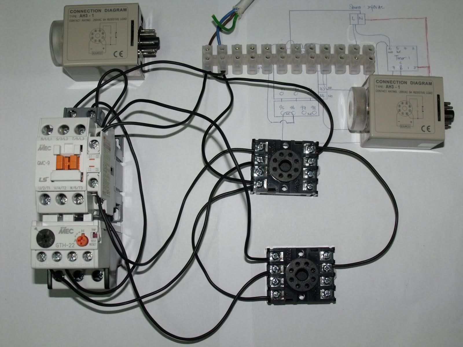Contactor timer google search electrical pinterest crafts contactor timer google search cheapraybanclubmaster Choice Image