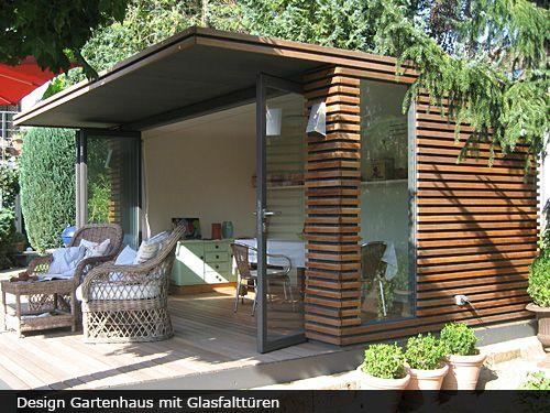 design gartenh user fertig zu kaufen kubisch gartenhaus von fmh metallbau gartenhaus. Black Bedroom Furniture Sets. Home Design Ideas
