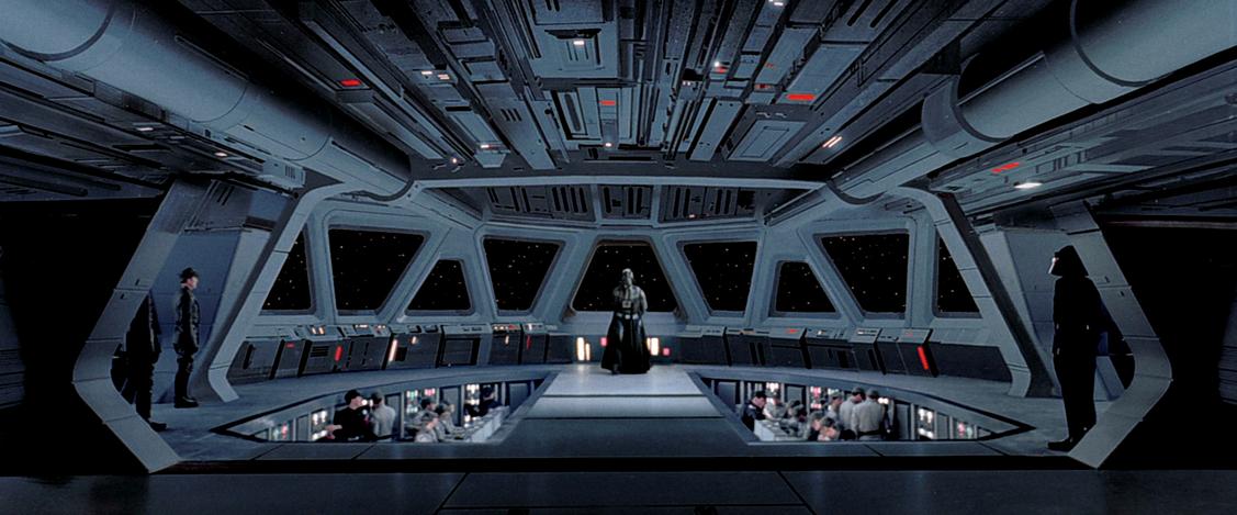 Imperial Cruise Window Star Wars Film Movie Shots Star Destroyer