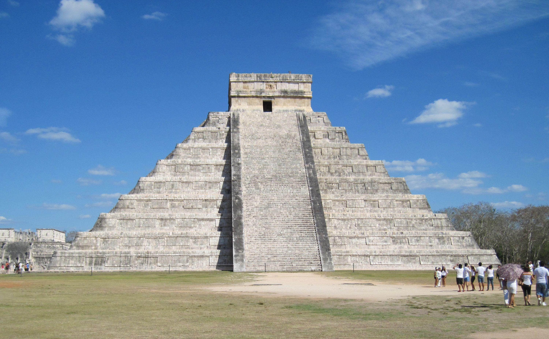 Kukulkan Mayan Pyramid Chichen Itza Mexico Lovely Pinterest # Muebles Kukulkan