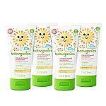 4-Pk Babyganics Mineral-Based Baby Sunscreen Lotion $6.66 #LavaHot http://www.lavahotdeals.com/us/cheap/4-pk-babyganics-mineral-based-baby-sunscreen-lotion/194908?utm_source=pinterest&utm_medium=rss&utm_campaign=at_lavahotdealsus