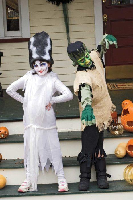 52 Simple DIY Halloween Costume Ideas for Children - BigDIYIdeas - halloween costume ideas easy