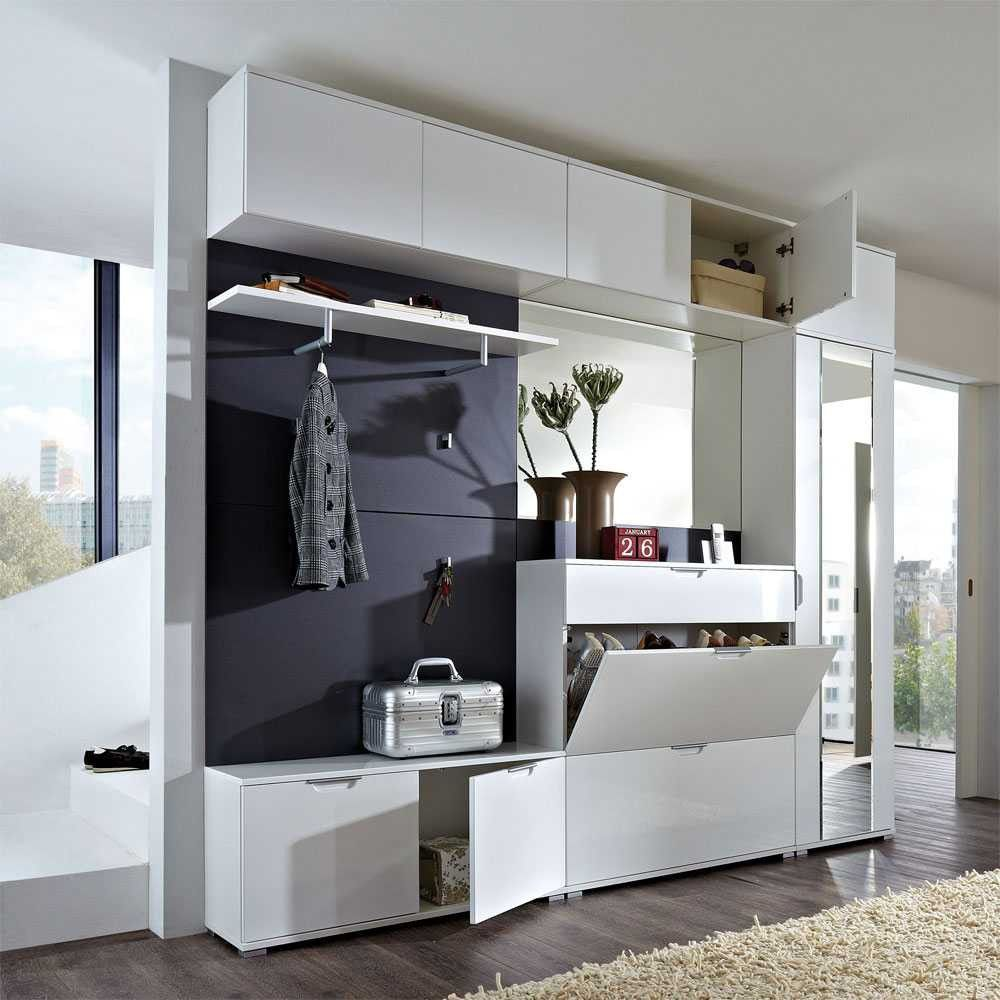 pin von auf einrichtungstrends 2018 pinterest garderobe flure und garderobe weiss. Black Bedroom Furniture Sets. Home Design Ideas