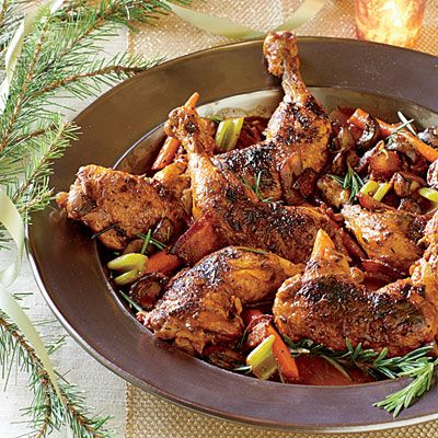 Elegant holiday entre recipes coq au vin french wine and braised elegant holiday entre recipes french winefrench foodmeat forumfinder Images