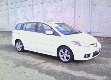 Used Mazda Mazda5 2007 Mazda Mazda5 San Leandro Ca Enterprise