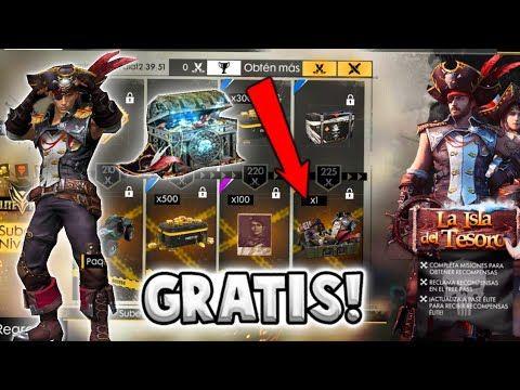 Consigue El Nuevo Pase élite De Piratas Gratis Sorteo De Free Fire Fire Image Video Game Covers Diamond Free