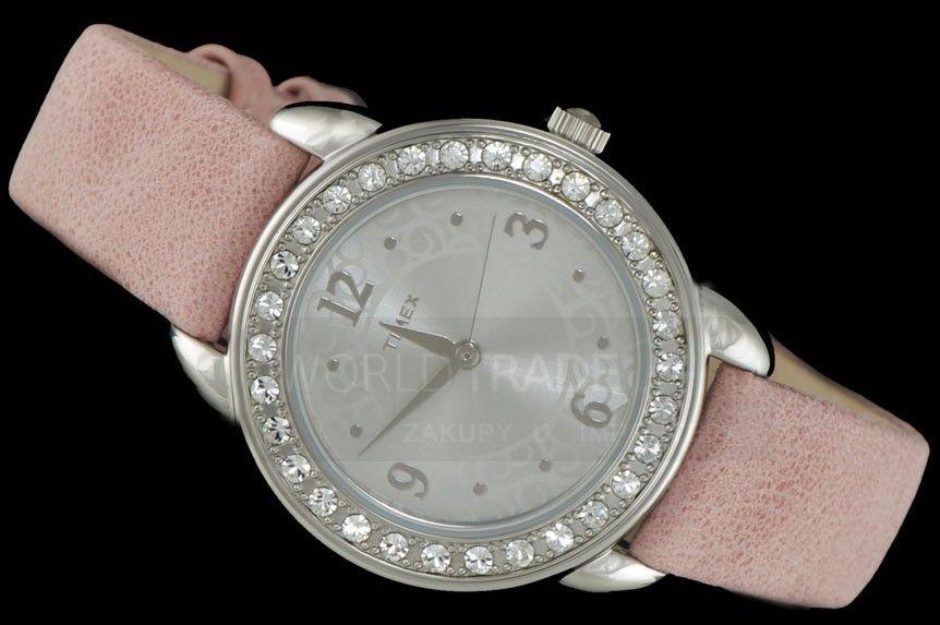 Luksusowy Elegancki Zegarek Damski Timex T2n448 4405337392 Oficjalne Archiwum Allegro Michael Kors Watch Kors Watches Michael Kors