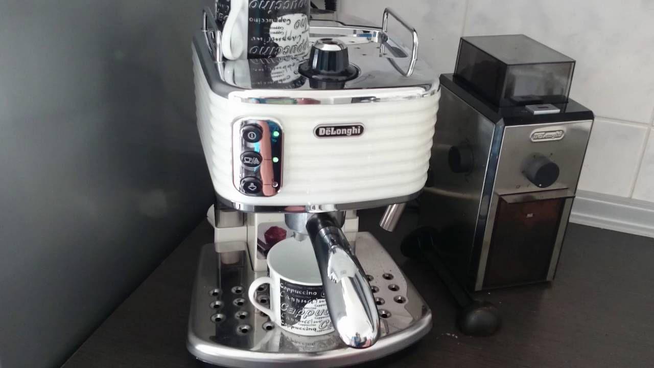 افضل مكائن القهوة ديلونجي Espresso Delonghi Ecz 351 W Delonghi Espresso Machine Machine