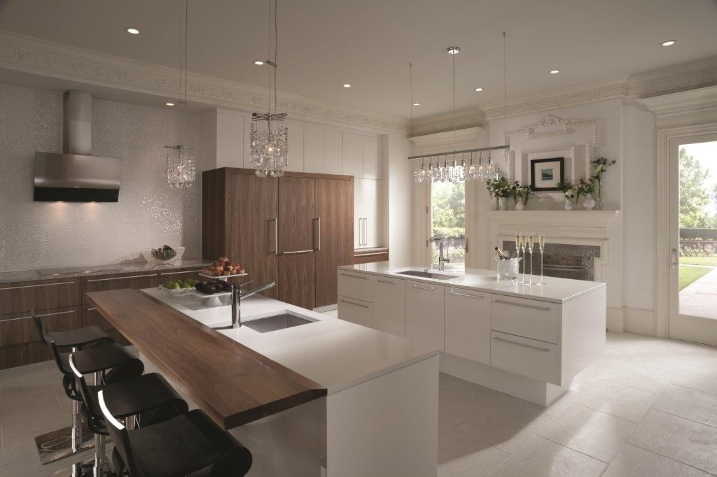 Wood Mode Cabinets Houston Texas Modern Kitchen Countertops Contemporary Kitchen Kitchen Design