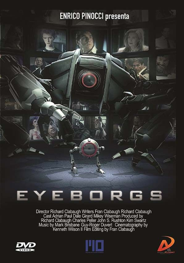 Eyeborgs (2009) #Eyeborgs #AdrianPaul
