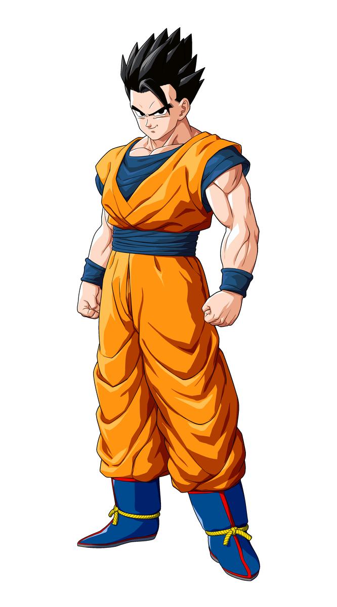 Ultimate Gohan Render Hd Dbz Kakarot By Maxiuchiha22 On Deviantart Dragon Ball Super Manga Anime Dragon Ball Super Dragon Ball Artwork