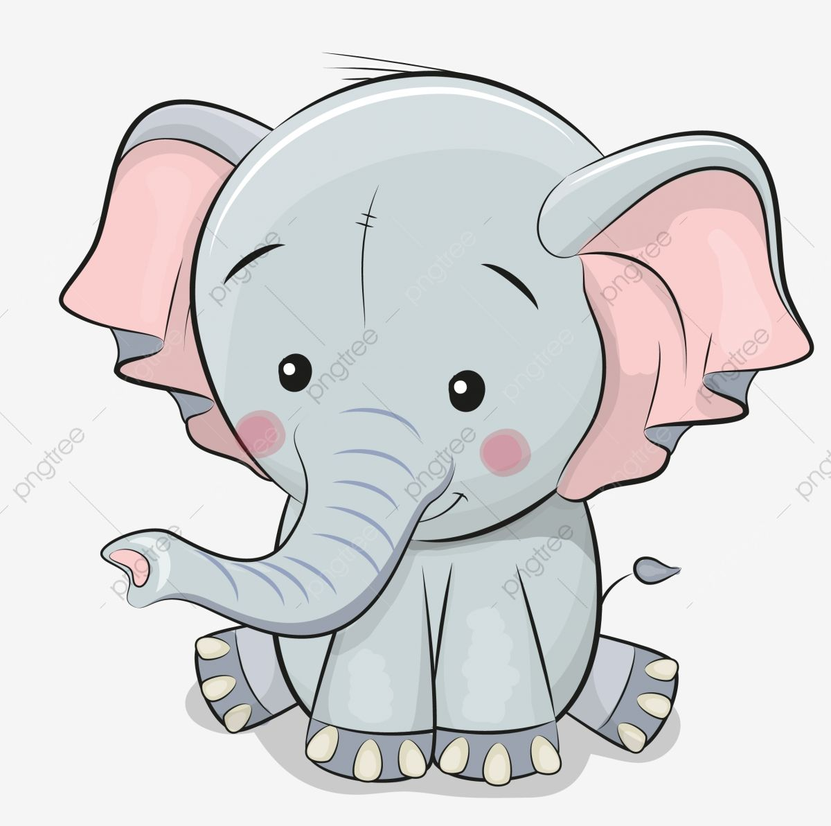 Elephant Elephant Cartoon Elephant Cartoon Animals Cartoon Clipart Elephant Hand Drawn Elephant Png And Vector With Transparent Background For Free Download Baby Elephant Cartoon Cartoon Elephant Elephant Images