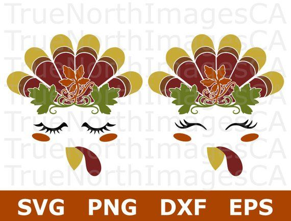 turkey svg turkey clipart thanksgiving svg turkey face svg turkey feathers svg