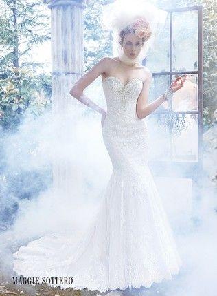 The Curvy Bride | Maggie Sottero | Wedding Dress Love | Pinterest ...