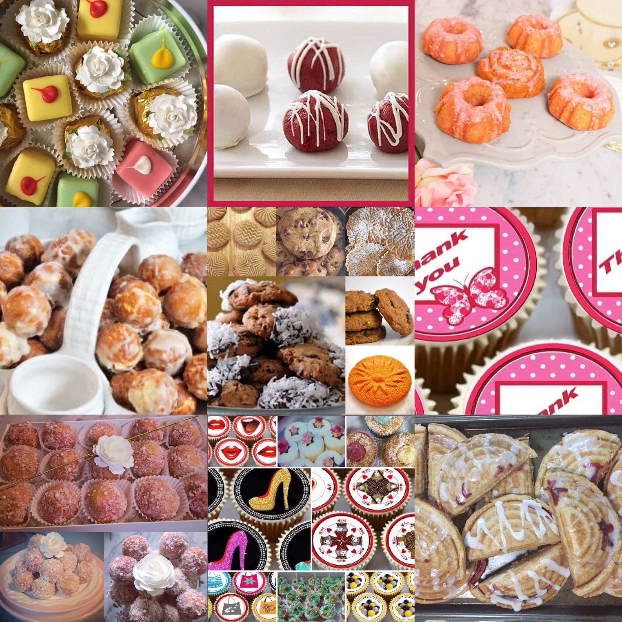 The Diabetic Pastry Chef® Bakery & Catering Wedding food