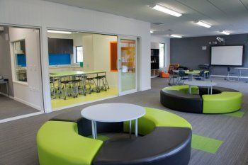 new pedagogies called for a fresh approach to learning spaces ...