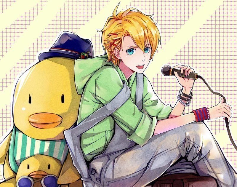 Uta no Prince Sama ~~ Piyo-chan has Syo-chan's back!!