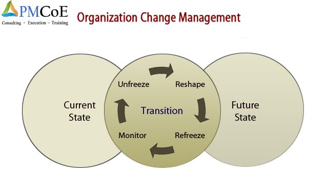 Organizational Change Management Plan template consists of change ...