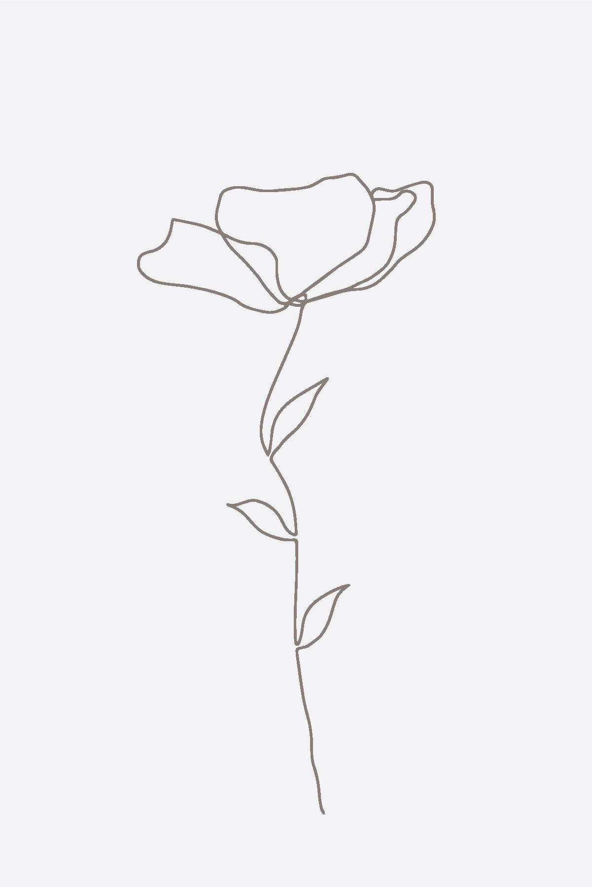 Minimalist Drawings - Beautiful Line Art and Simple Sketches