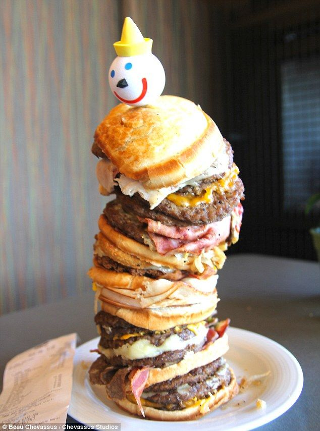 Man Attempts To Order Most Expensive Fast Food Burger Ever A
