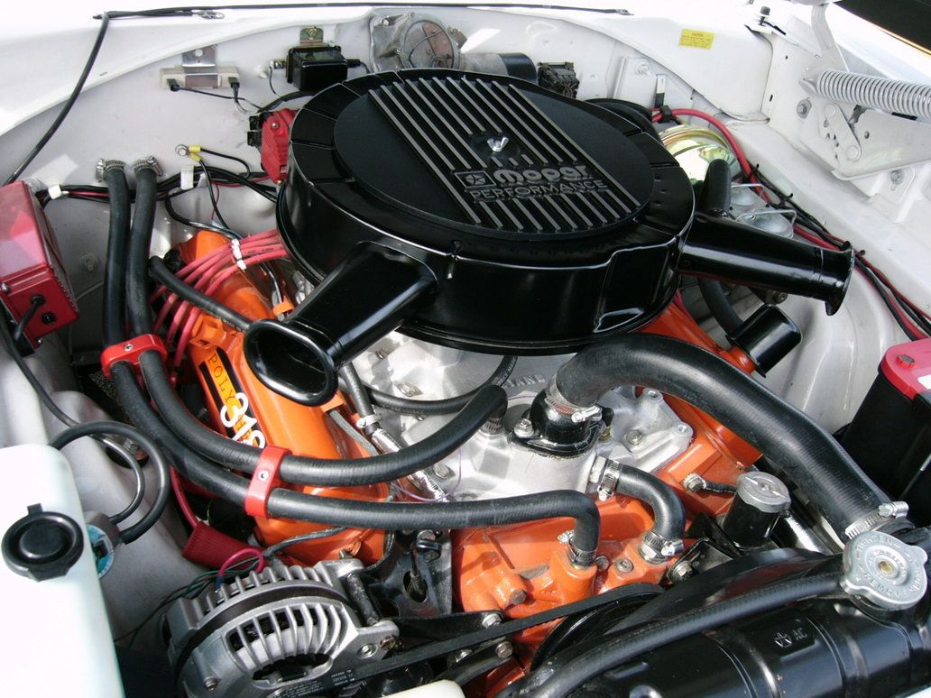 Poly 318 powered 1966 dodge coronet 500 by roadtripdog on