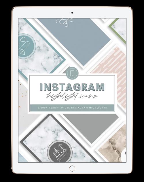 Travel Instagram Highlight Cover Icons | Instagram Tips
