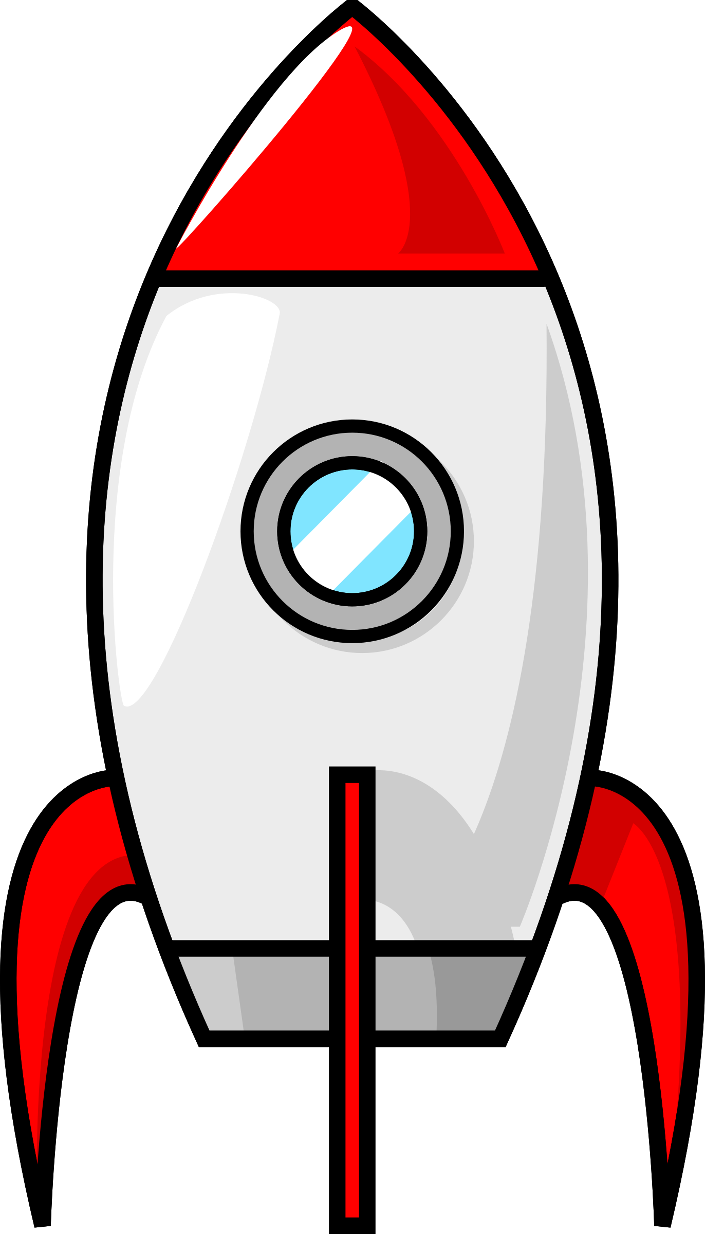 a cartoon moon rocket by purzen collect pinterest cartoon rh pinterest com au clipart spaceship spaceship clipart pictures