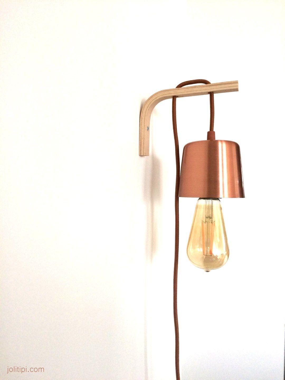 Transformer Une Suspension Lumineuse En Baladeuse Murale Mon Ikea Hack Parement Mural Chevet Mural Lampes Chambre