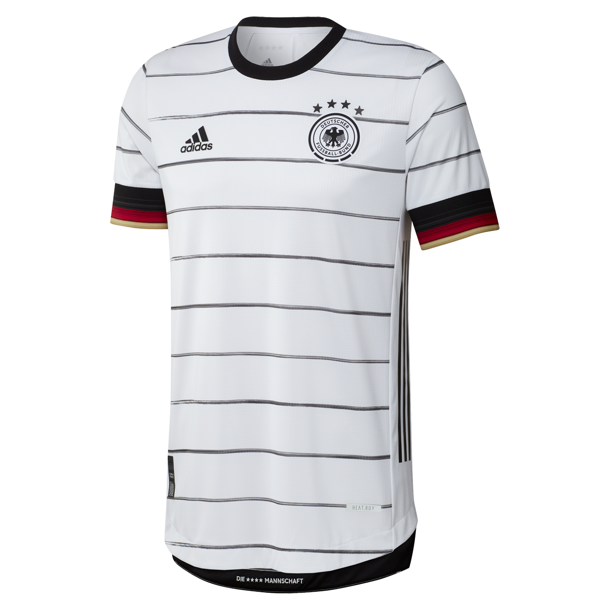 adidas Germany Authentic Home Jersey 2020 | SOCCER.COM | Germany ...