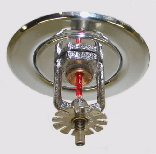 Never Paint Your Fire Sprinkler And Other No Nonsense Sprinkler Safety Measures Sprinkler Fire Sprinkler Social Housing