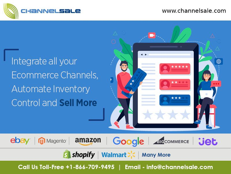 Channelsale Is Top Rated Multi Channel Sellers Software Plugin To Create Manage Product Listings Sync Orders Shippin Magento Sync Content Management System