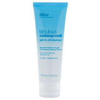 Cleanser facial lotion