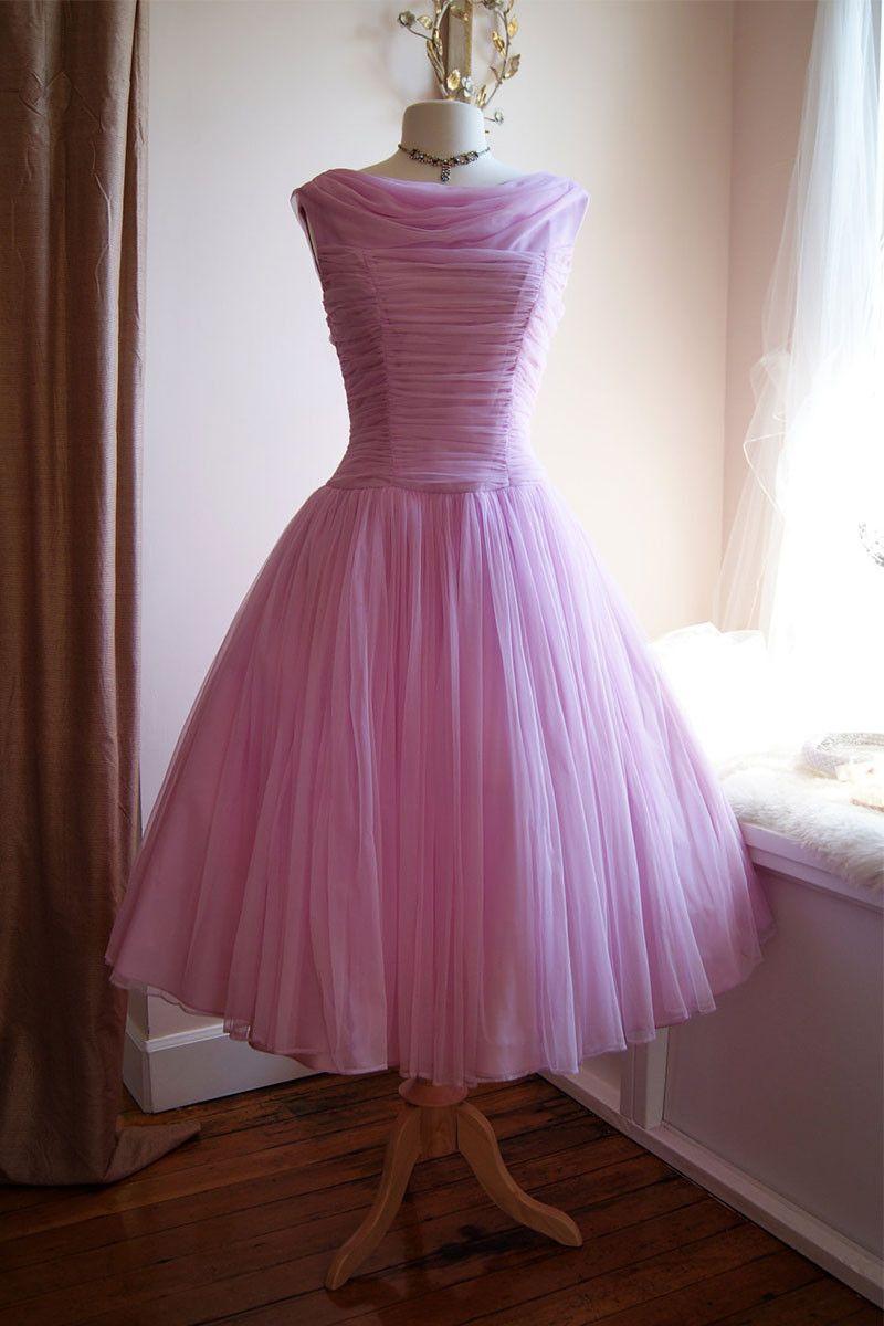 Purple tea long prom dress purple bridesmaid dress long prom
