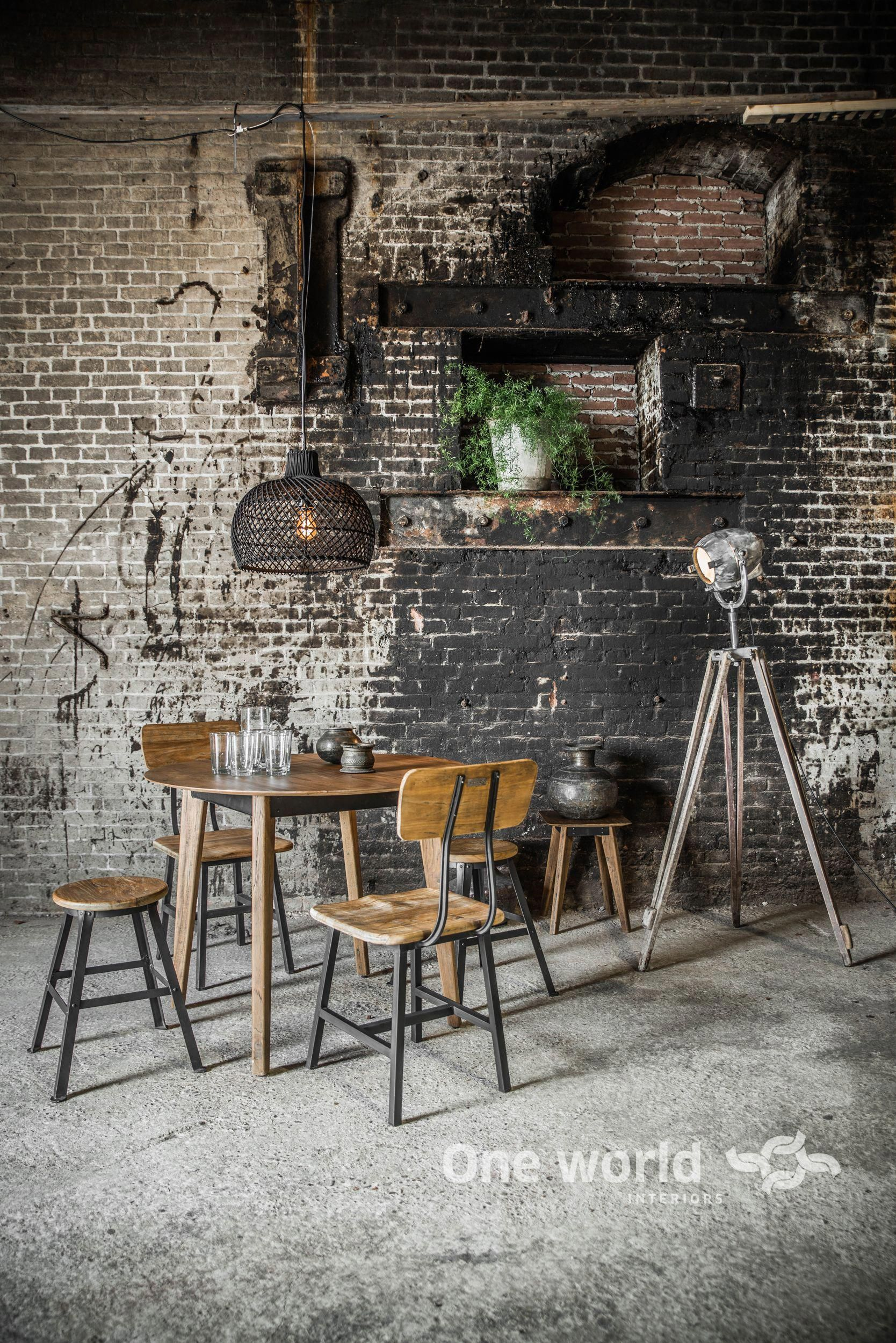 One World Interiors Craftsman And Hardware Store Collection