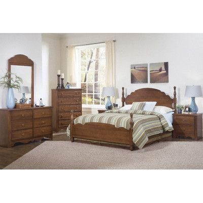 Bedroom Sets. Panel BedCarolina FurnitureBedroom ...