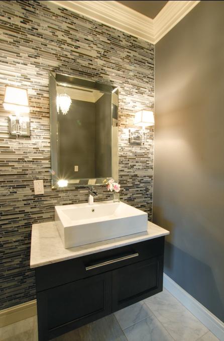 65 Modern Bathroom With Floating Sink Decor