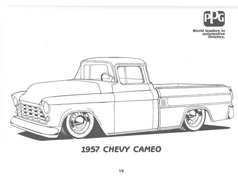 Hot Rod Coloring Pages Truck Coloring Pages Cars Coloring Pages Classic Truck
