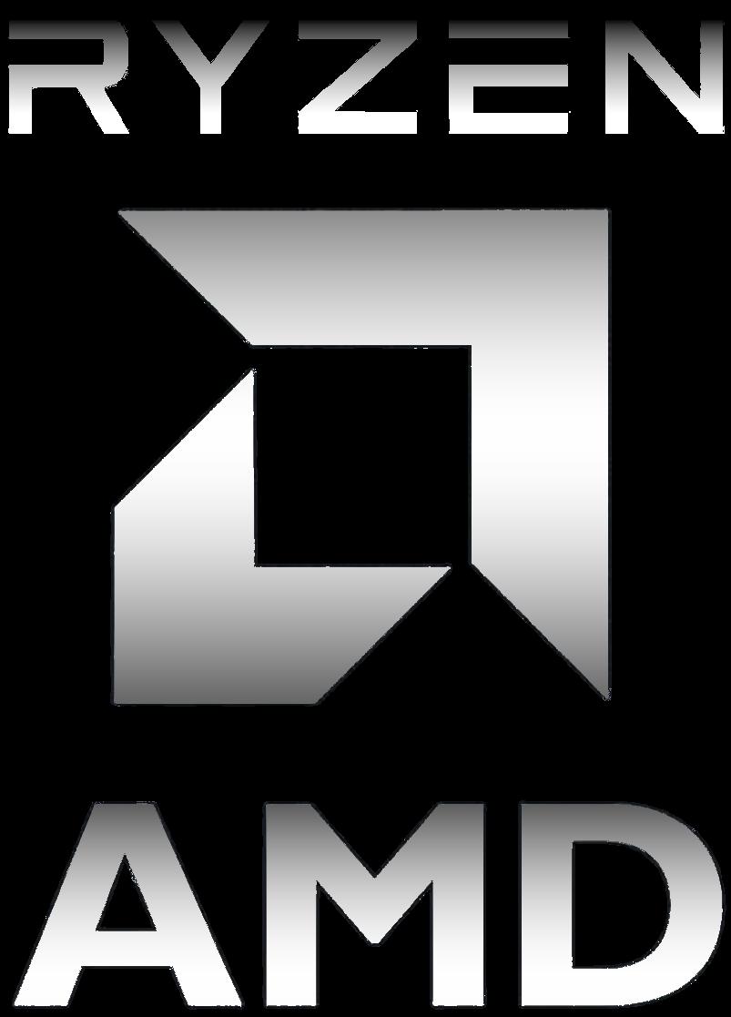 Amd Ryzen Logo Things To Sell Logos Gaming Logos