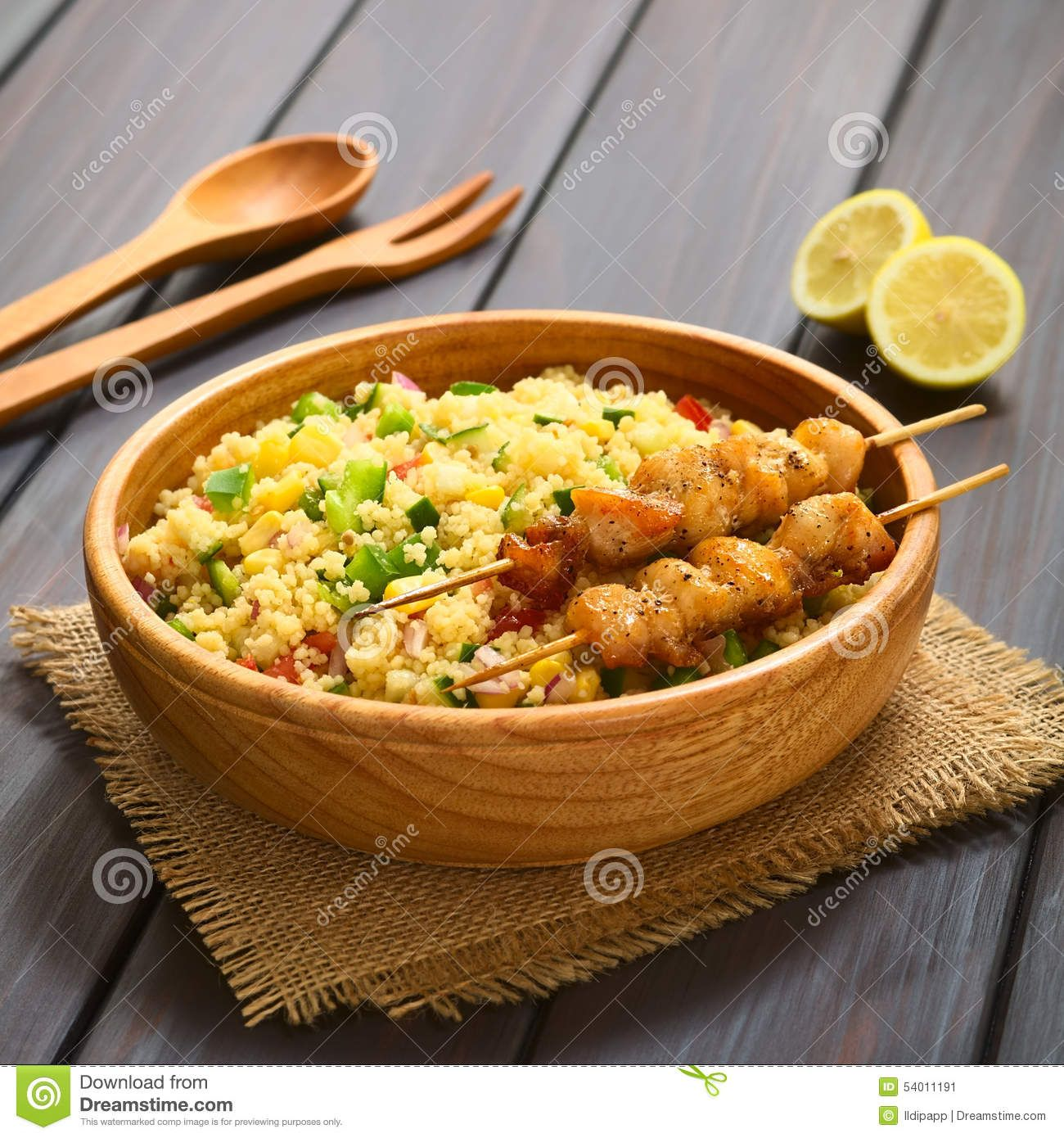 Baked Couscous Google Search Cocuscous Honey Glazed Chicken Couscous Recipes Chicken Skewers