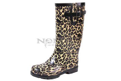 Puddles - Tan Leopard