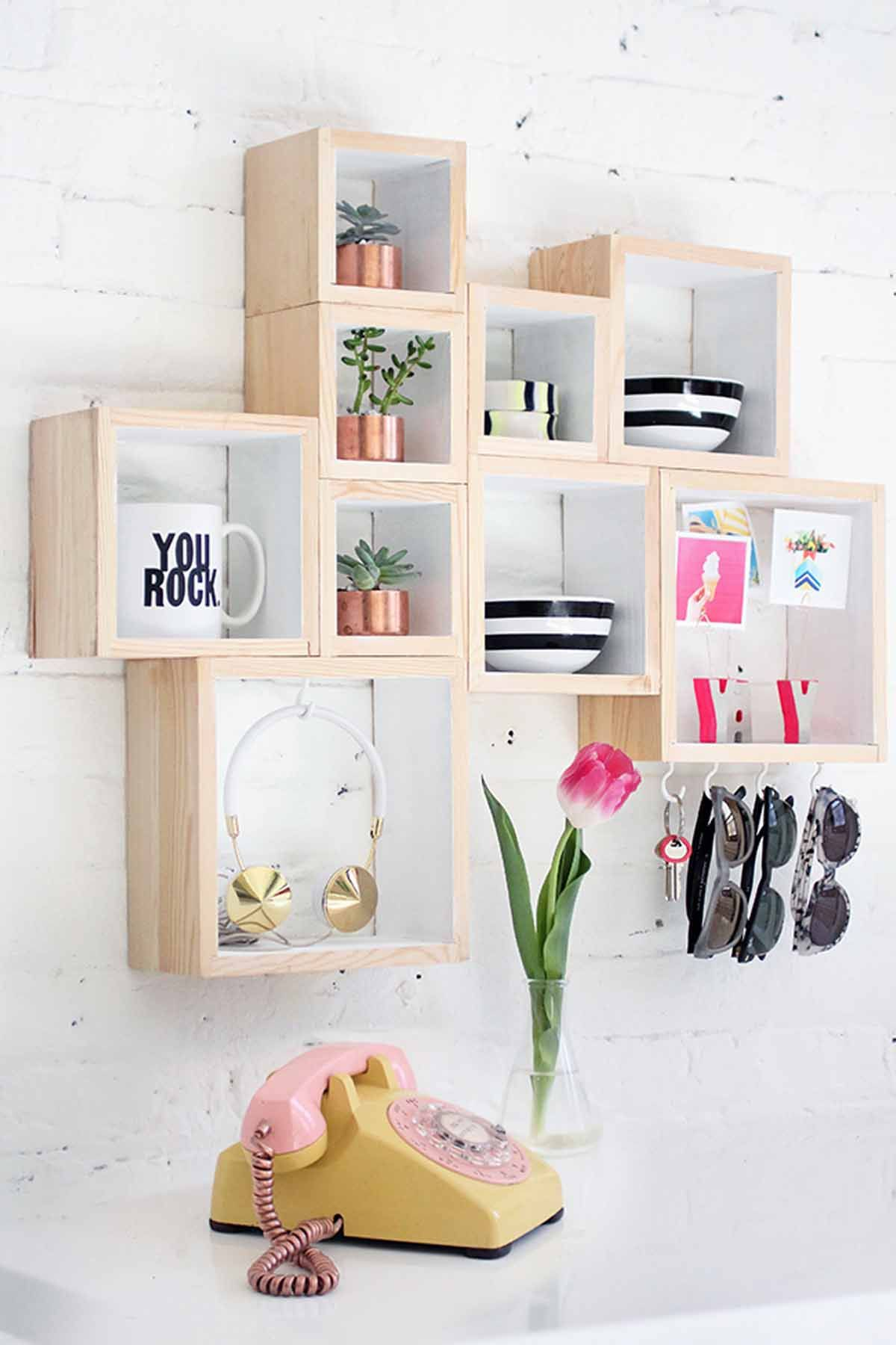20 Easy Ways to Organize Your Bedroom | Storage, Organizations and ...