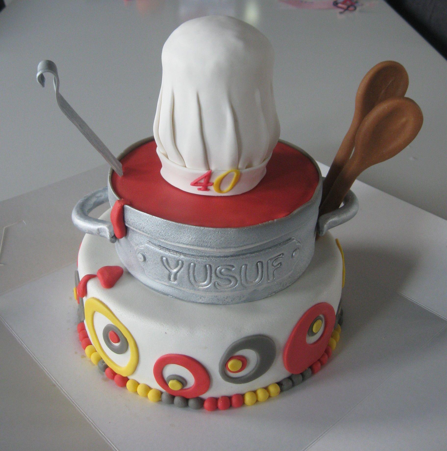 Koks taart te bestellen via for Taart en decoratie